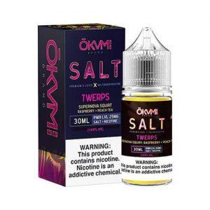 Okami Brand E-Juice SALT - Twerps - 30ml / 25mg