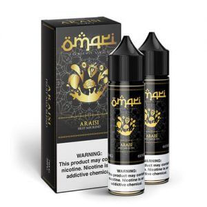 Omari E-Liquid - Araisi - 2x60ml / 18mg