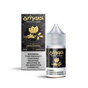 Omari E-Liquid SALTS - Desert Knight - 30ml / 50mg