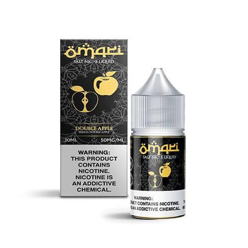Omari E-Liquid SALTS - Double Apple - 30ml / 50mg