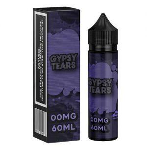 PC Vapes - Gypsy Tears - 60ml / 0mg