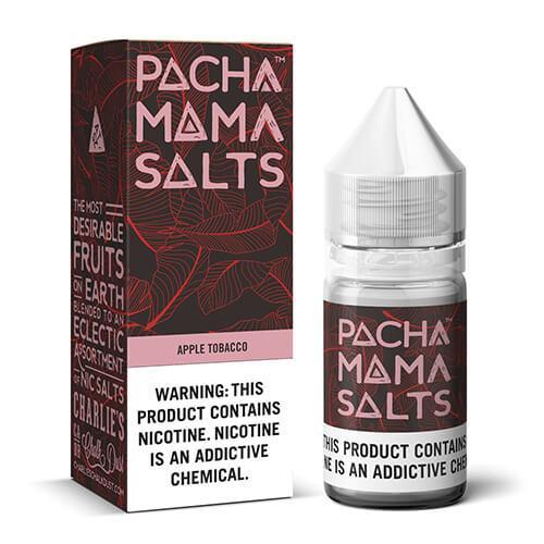Pachamama E-Liquid Salts - Apple Tobacco - 30ml / 25mg