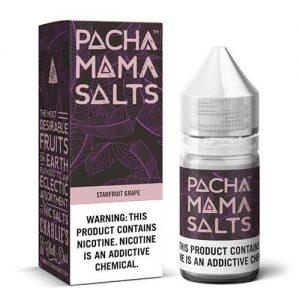 Pachamama E-Liquid Salts - Starfruit Grape - 30ml / 25mg