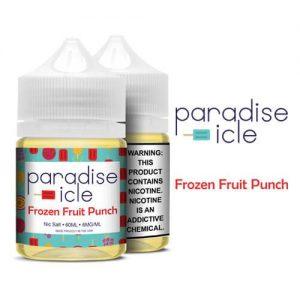 Paradise-icle Nic Salts - Frozen Fruit Punch - 60ml / 3mg