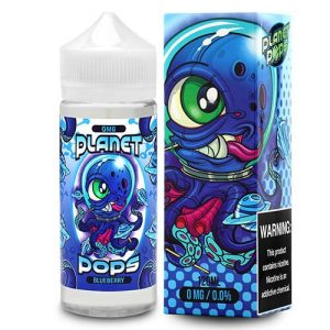 Planet Pops eJuice - Planet Pop Blueberry - 120ml / 6mg