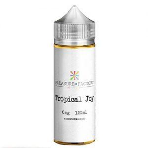 Pleasure Factory eJuice - Tropical Joy - 120ml / 0mg