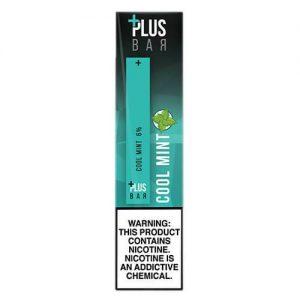 Plus Pods - Disposable Vape Pod Device - Cool Mint - 1.3ml / 60mg