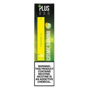 Plus Pods - Disposable Vape Pod Device - Cosmic Banana - 1.3ml / 60mg