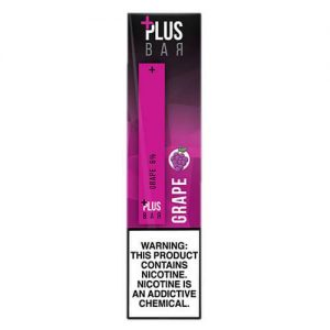 Plus Pods - Disposable Vape Pod Device - Grape - 1.3ml / 60mg