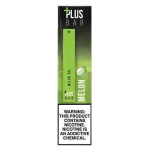 Plus Pods - Disposable Vape Pod Device - Melon - 1.3ml / 60mg