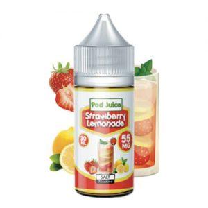 Pod Juice - Strawberry Lemonade - 30ml / 55mg