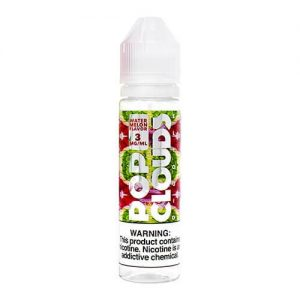 Pop Clouds E-Liquid - Watermelon - 60ml / 3mg