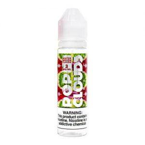 Pop Clouds E-Liquid - Watermelon - 60ml / 0mg