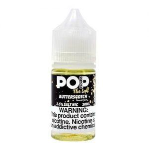 Pop Clouds E-Liquid The Salt - Butterscotch Candy Salt - 30ml / 35mg