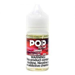 Pop Clouds E-Liquid The Salt - Cherry Candy Salt - 30ml / 35mg
