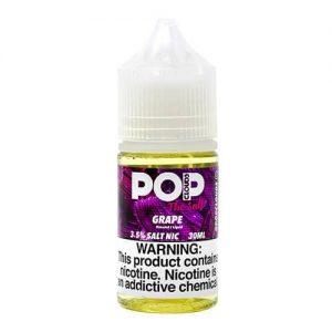 Pop Clouds E-Liquid The Salt - Grape Candy Salt - 30ml / 35mg