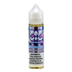 Pop Wow By Adope Life - Blueberry - 60ml / 6mg