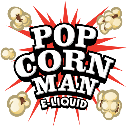 Popcorn Man E-Liquid - Sample Pack - 30ml / 0mg