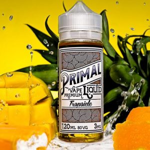 Primus Vape Co - Tropsicle - 120ml / 3mg