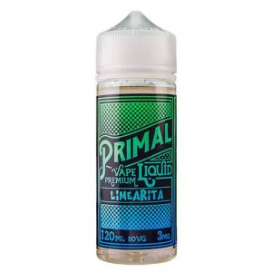 Primus Vape Co - Limearita - 120ml / 3mg