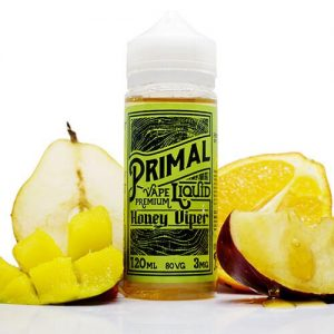 Primus Vape Co - Honey Viper - 120ml / 3mg