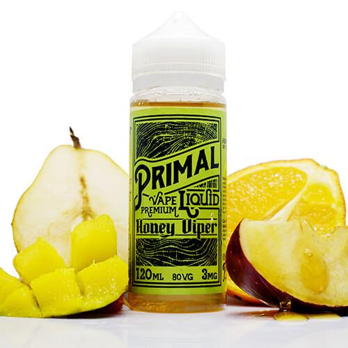 Primus Vape Co - Honey Viper - 120ml / 1.5mg
