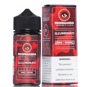Propaganda E-Liquid - Illuminati - 100ml / 3mg