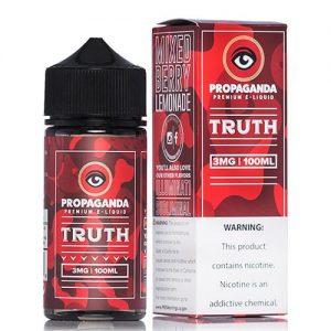 Propaganda E-Liquid - Truth - 100ml / 6mg