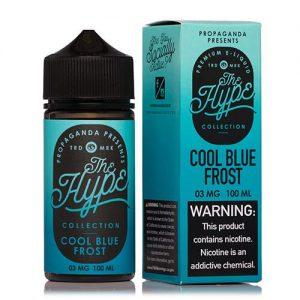 Propaganda E-Liquid The Hype Collection - Cool Blue Frost - 100ml / 6mg