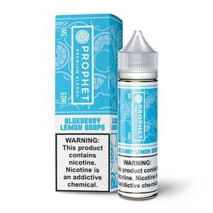 Prophet Premium Blends - Blueberry Lemon Drops - 60ml / 6mg