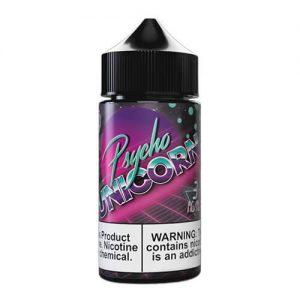 Psycho E-Liquid - Psycho Unicorn - 100ml / 6mg