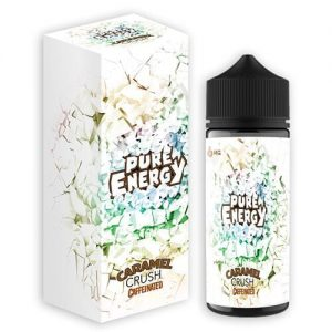 Pure Energy eJuice - Caramel Crush - 100ml / 0mg