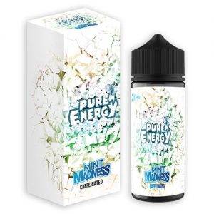 Pure Energy eJuice - Mint Madness - 100ml / 3mg