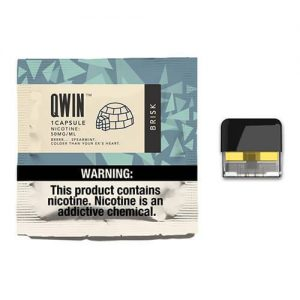 QWIN by District F5VE - Refill Pod - Brisk - 1.5ml / 50mg