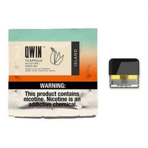 QWIN by District F5VE - Refill Pod - Island - 1.5ml / 50mg