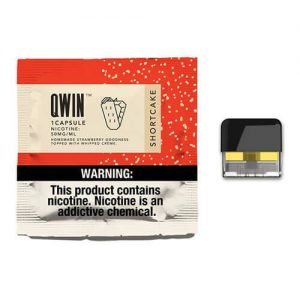 QWIN by District F5VE - Refill Pod - Shortcake - 1.5ml / 50mg
