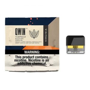 QWIN by District F5VE - Refill Pod - Virginia - 1.5ml / 50mg