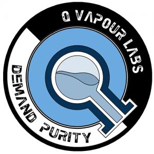 Q Vapour Labs - North Shore - 33ml / 0mg