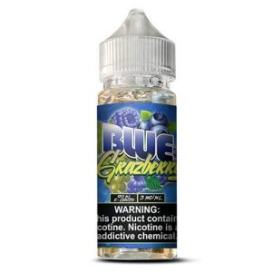 Quenchers by Vango Vapes - Blue Grazberry - 120ml / 12mg