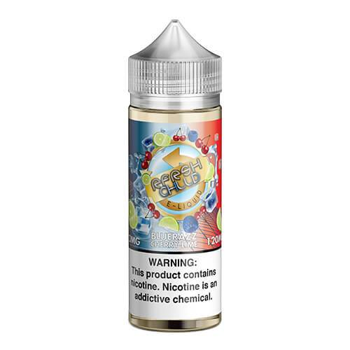 RFRSH E-Liquid - BRCL CHLLD - 120ml / 0mg
