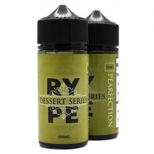 RYPE Vapors Dessert Series - Pearfection - 100ml / 3mg