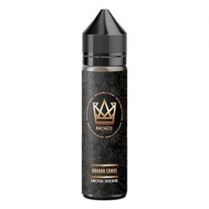 Rebels and Kings eJuice - Bronze Series - Havana Sands - 60ml / 0mg