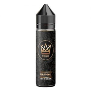 Rebels and Kings eJuice - Bronze Series - Noble Thomas - 60ml / 3mg