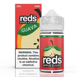 Reds Apple EJuice - Reds Guava - 60ml / 0mg