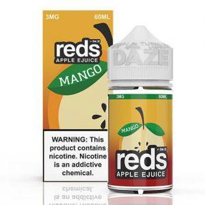 Reds Apple EJuice - Reds Mango - 60ml / 0mg