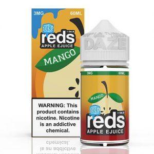 Reds Apple EJuice - Reds Mango Iced - 60ml / 3mg