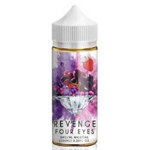 Revenge eJuice - Four Eyes - 100ml / 3mg