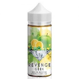 Revenge eJuice - Geek - 100ml / 0mg
