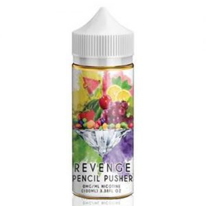 Revenge eJuice - Pencil Pusher - 100ml / 3mg