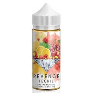 Revenge eJuice - Techie - 100ml / 0mg